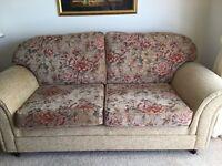 3 Seater Sofa & Arm Chair