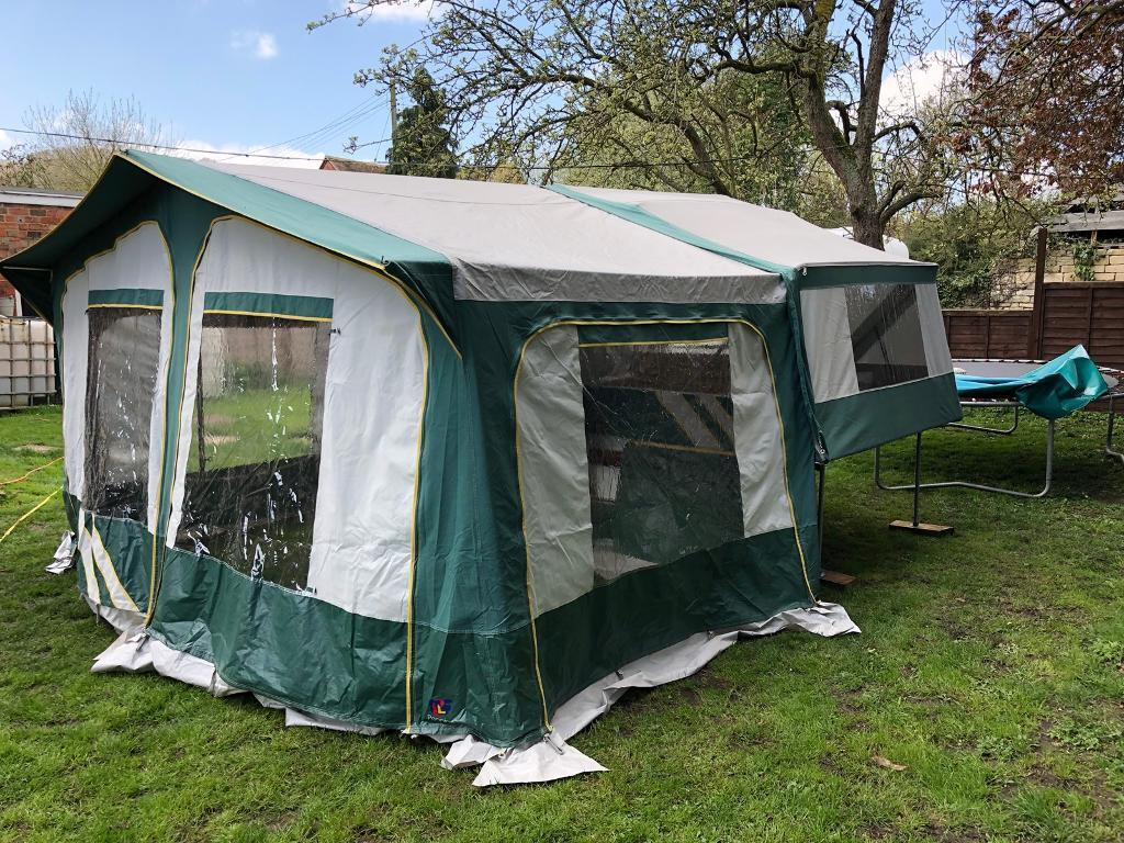 Pennine Aztec trailer tent | in Tewkesbury ...