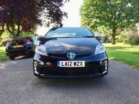2012 TOYOTA PRIUS | Suitable for PCO | Low Miles 27000 | Navigation | Toyota Prius | 1 Owner |PCO