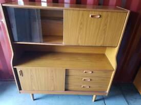 Schreiber Display Cabinet For Sale