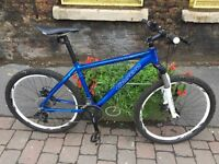 CARRERA VULCAN Fully Serviced mountain bike with Guarantee and free service