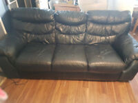 3 and 2 seater DFS Sofa