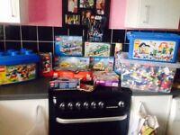 Huge lot of Lego sets