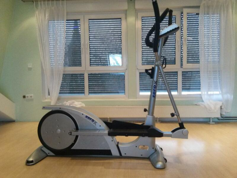 aldi crane crosstrainer stepper cross trainer in duisburg homberg ruhrort baerl ebay. Black Bedroom Furniture Sets. Home Design Ideas
