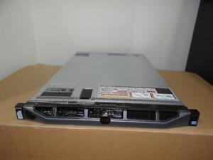 DELL PowerEdge Enterprise Server R620 G8 E5-2680 V2 10-Core CPUs P420i - RAID 1U-Rack-mount