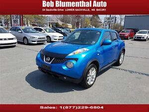 2012 Nissan Juke SL AWD w/ Auto, Sunroof, Heated Seats