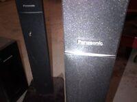 panasonic surrond speakers
