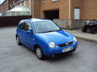 VOLKSWAGEN LUPO 1.4 S 3DR AUTOMATIC LOW MILES LONG MOT 2KEY F.S.H SUNROOF HEATED SEATS CD CHANGER...