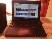 TOSHIBA NB250 NETBOOK - 2GB RAM - 250GB STORAGE - WINDOWS 7
