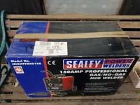 Welder for sale never been out of box unwanted gift