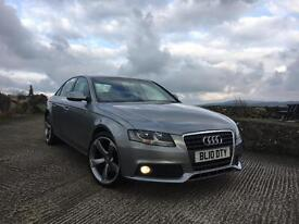 2010 Audi A4 2.0 Tdi SE 143 Bhp 6 Speed. Finance Available