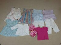 Girls bundle 6-9 months - Next, M&S, Mothercare, Cheroke and George Bundle A