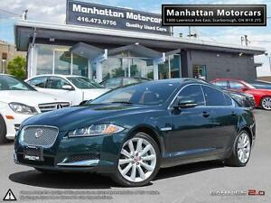2014 JAGUAR XF LUXURY 3.0L AWD |NAV|CAMERA|WARRANTY|BLIND.SPOT