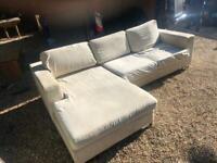 Corner sofa ...