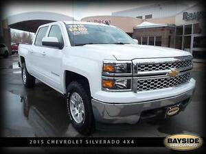 2015 Chevrolet Silverado 1500 LT CREW CAB NEW 10PLY TIRES!