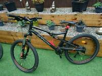 Btwin 520s great condition mountain bike