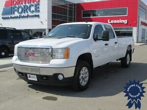 2014 GMC Sierra 3500HD SLE Z71 Long Box - Seats 6 - 71,772 KMs