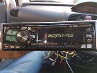 Alpine ina-n333r car stereo flagship sat nav dvd cd player