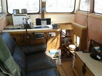 Inexpensive home or retreat in Brighton or inland waterways