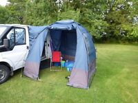 Large drive away awning - excellent condition suit transit, transporter, vivaro ect.