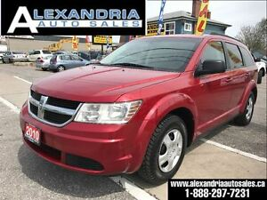2010 Dodge Journey SE 7passengers safety included