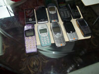 FAULTY OLD PHONES