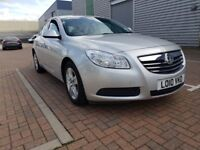 VAUXHALL INSIGNIA 2010 GENUINE 16K MILEAGE. 1 OWNER. EXCELLENT CONDITION. SILVER.