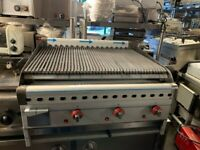 NEW GAS 3 BURNER QUALITY KEBAB BBQ GRILL CATERING COMMERCIAL KITCHEN FAST FOOD SHOP CAFE CHICKEN