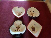 Card bowls