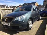 2005 Volkswagen Polo s 75 automatic 1.4 HPI clear Vosa verified vw