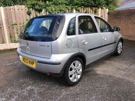 Vauxhall Corsa 2003 1.2 SXI