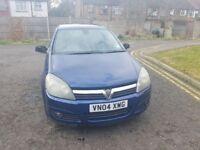 2004 Vauxhall Astra 1.6 i 16v Design 5dr Manual @07445775115 6 Months Warranty Included