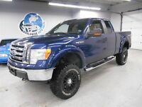 2010 Ford F-150 4X4 HUGE LIFT! FINANCING AVAILABLE