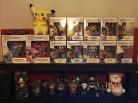 Overwatch Funko Pop Collection