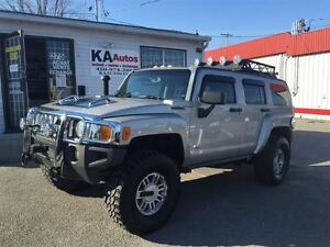 2006 Hummer H3 Base VORTEC 4X4 LIFT KIT 1 ANS GARANTIE