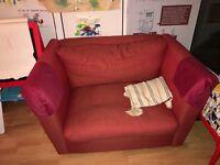 Dfs cuddler sofa - free to a good home