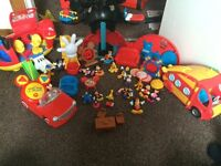 Mickey Mouse Playsets