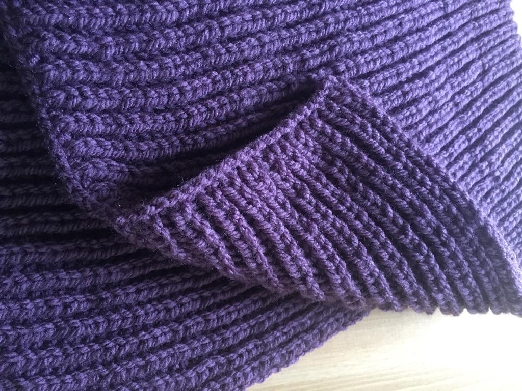 Winter / autumn scarf / FREE UK POSTAGE