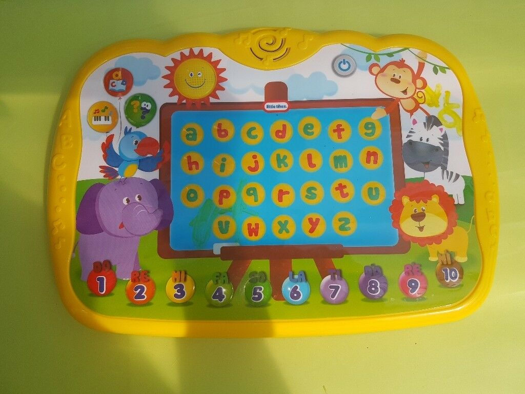 Alphabet Learning Toys : Little tikes musical alphabet learning toy in patchway bristol