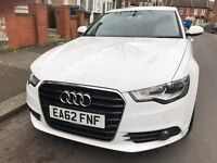 Audi A6 Saloon 2.0 TDI SE 4dr,full service history from Audi