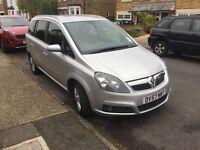 Vauxhall Zafira 1.8 i 16v Design 5dr 64000 miles 1 previous owner