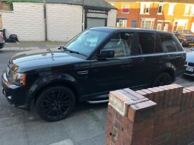 RANGE ROVER SPORTS HSE LUXURY