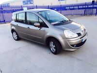 RENAULT GRAND MODUS 1.5 AUTOMATIC MAIN DEALER SERVICE HISTORY ONLY 48000 MILEAGE