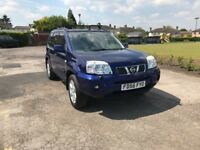 Nissan X-Trail Aventura 2.2 dci - Top Spec - Sat Nav, Heated Leather, Bargain 4x4.