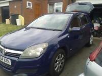 Vauxhall Astra.. ONO