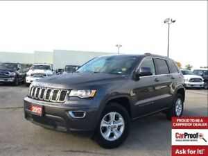 2017 Jeep Grand Cherokee LAREDO**BACK UP CAM**BLUETOOTH**5.0 TOU