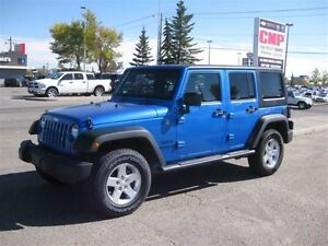 2015 Jeep WRANGLER UNLIMITED 4X4|Auto|AIR|Power Options