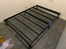 Double bed frame - New!