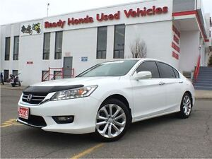 2014 Honda Accord Sedan Touring - Navigation - Leather - Honda S