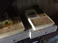 Cash registers (used)